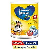 Bebelac Junior 3 Growing-up Milk, 1600g
