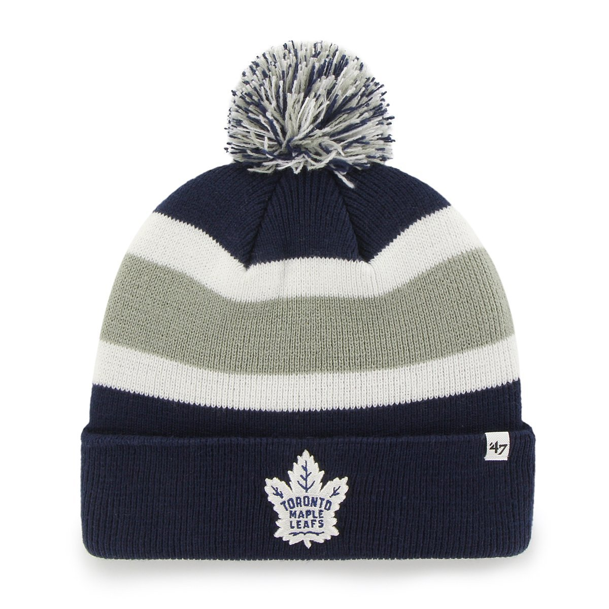'47 NHL Toronto Maple Leafs Breakaway Cuff Knit 47 Brand