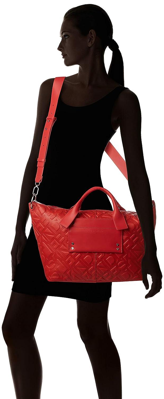 Liebeskind Berlin Women/'s Satchell Logo Handbag