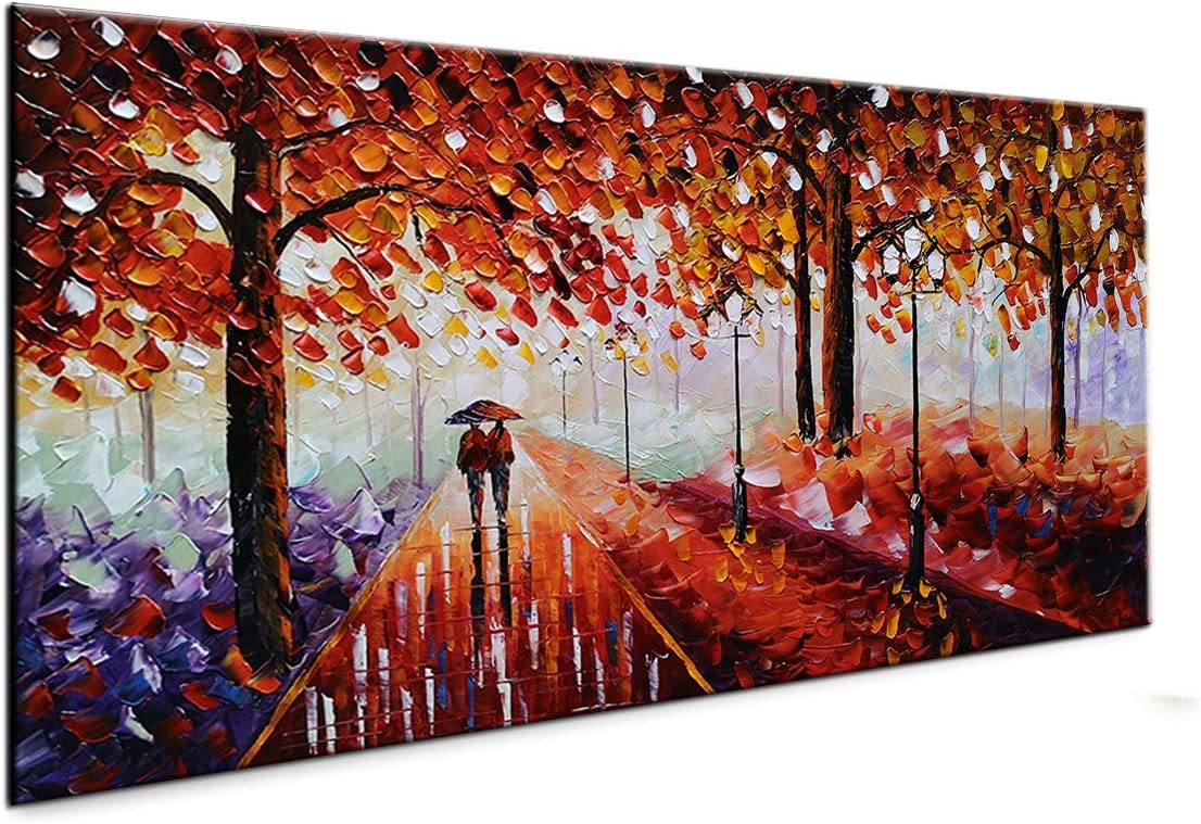 baccow Landscape Oil Paintings on Canvas 2448