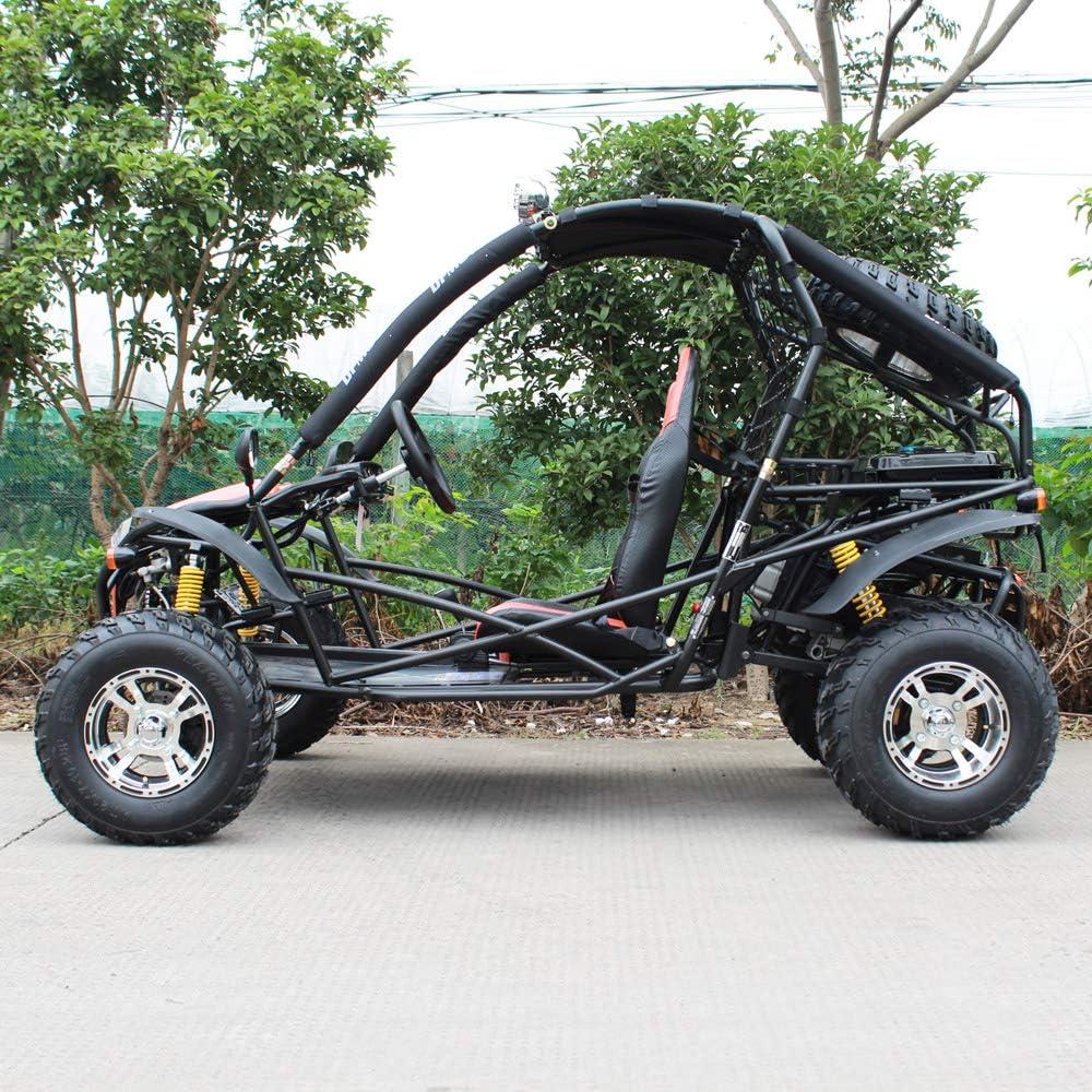 Motor HQ 200CC GO-Kart Captain DF200GKA Off Road Sports Buggy Black
