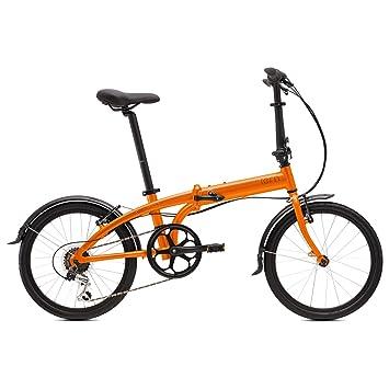 "tern Link B7 - Bicicletas plegables - 20"" naranja 2018"