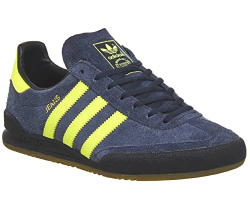 3e6edc64f0de67 adidas Men s s Jeans Fitness Shoes Blue (Maruni Amasol Negbas) 3.5 UK