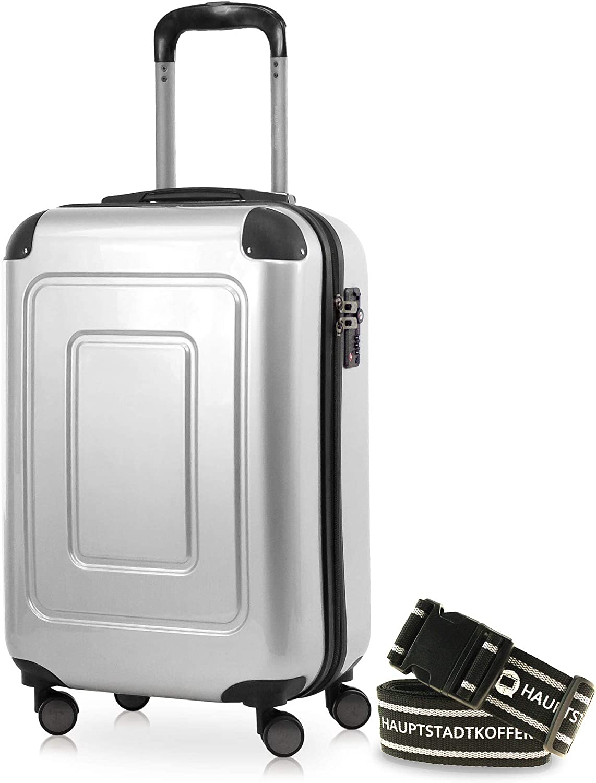 Noir Schwarz 66 cm 78 liters Happy Trolley Lugano Set de bagages
