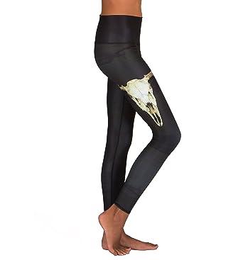 f9f947b19a9008 Teeki Women's Deer Medicine Hot Pant - Black - Large: Amazon.co.uk ...