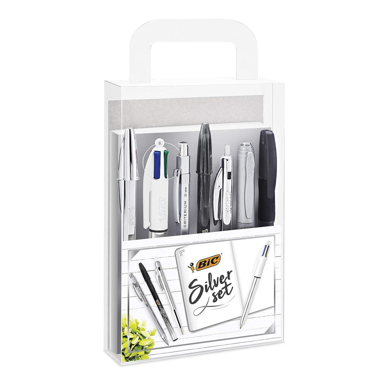 blau 10x BiC® Gelschreiber Kugelschreiber Gel-ocity® dokumentenecht 0,7 mm