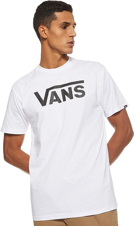 TALLA M. Vans Classic Camiseta para Hombre