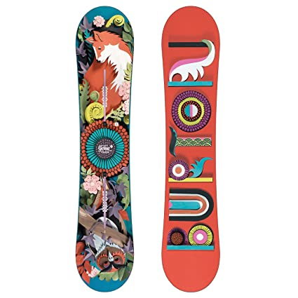 bd68f1476ca5 Amazon.com   Burton Genie Snowboard Women s 2018-142   Sports   Outdoors
