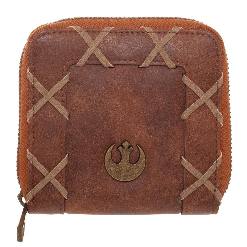 Star Wars BiFold Wallet Star Wars Gift for Girls - Star Wars Gifts Star Wars Wallet for Girls Bioworld GW6R7BSTW