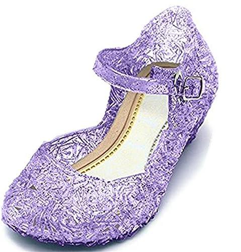 Niñas Yogly Sandalias Para Princesa Zapatos Tacón De Disfraz qF7BFpT