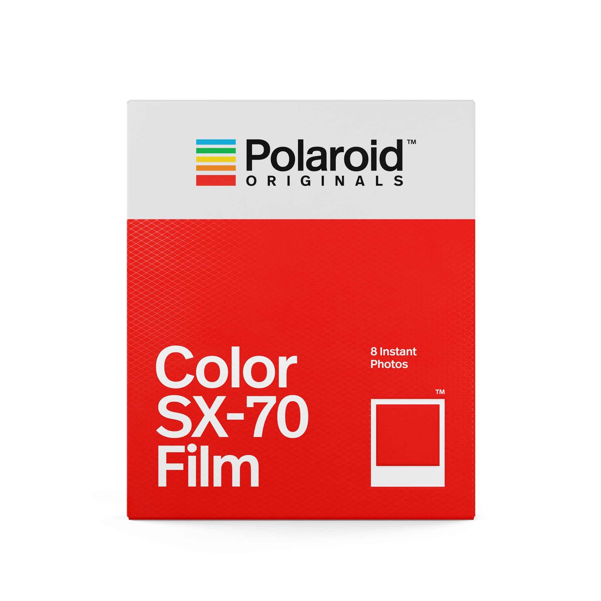 Polaroid Originals Color Film for SX-70 (4676) by Polaroid Originals