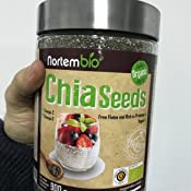 Semillas de Chia (Salvia hispanica) Natural NortemBio 900g ...