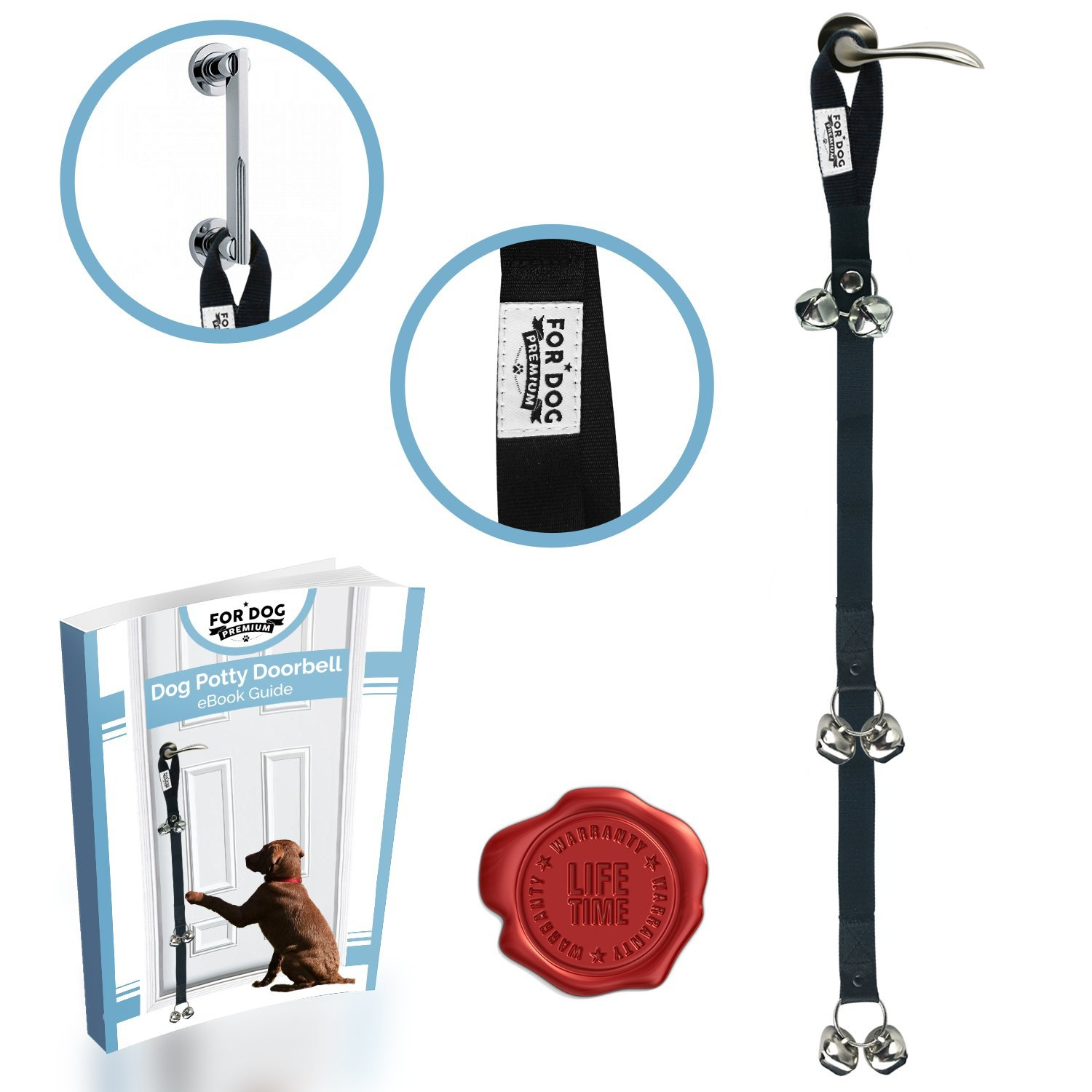 Amazon Potty Training For Puppies Dog Potty Doorbells For
