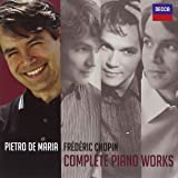 Chopin : Complete Piano Works [Import USA]