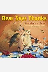 Bear Says Thanks Paperback