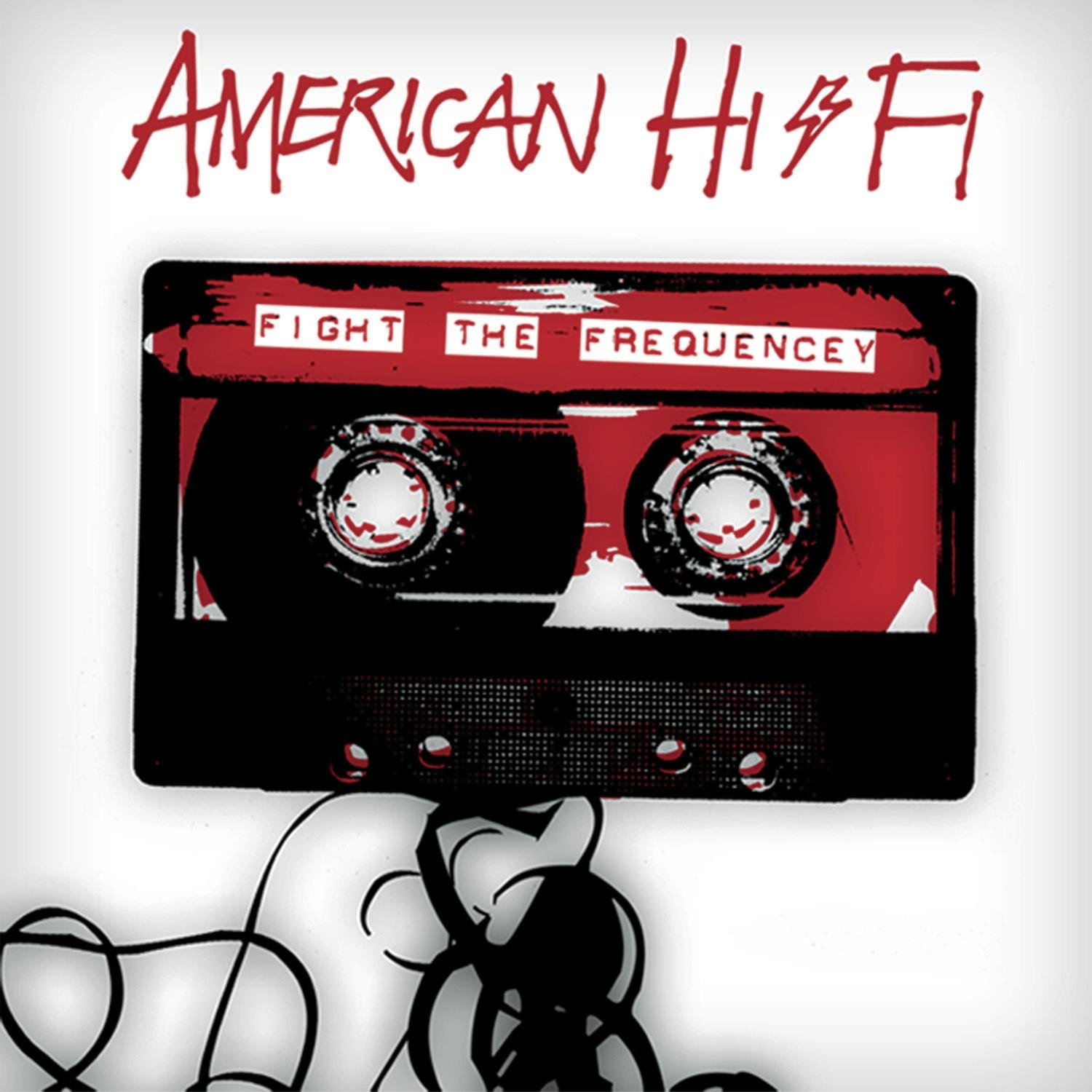 American Hi-Fi - Fight the Frequency (CD)