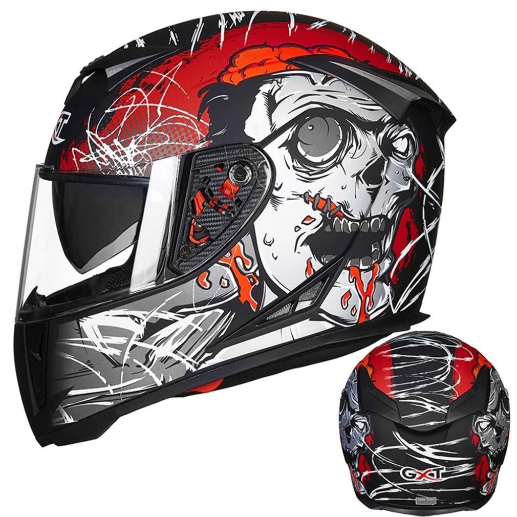 Amazon.es: Adultos Cara Completa Motocross Racing Protección de ...