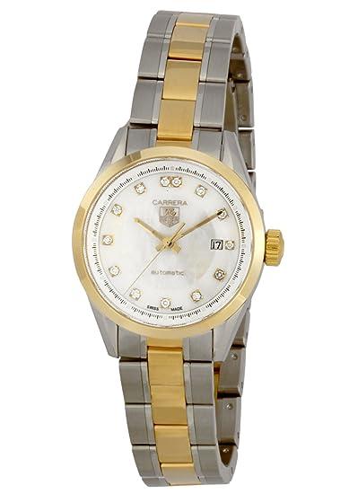 TAG Heuer WV2450BD0797 - Reloj de pulsera mujer