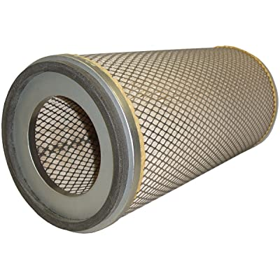Luber-finer LAF8617 Heavy Duty Air Filter: Automotive