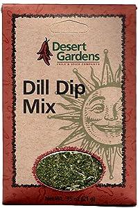 Desert Gardens Dill Dip Mix (Pack of 4)