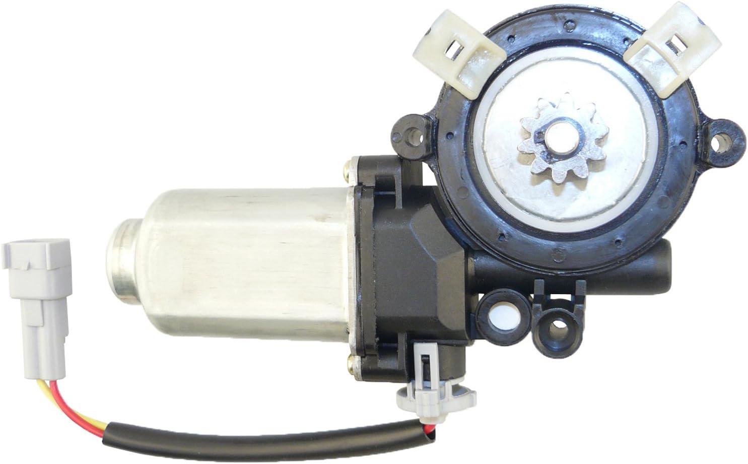 ACDelco 11M86 Professional Passenger Side Power Window Motor