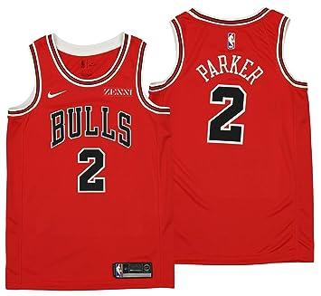 Amazon.com: Nike Chicago Bulls Icon Swingman - Camiseta para ...