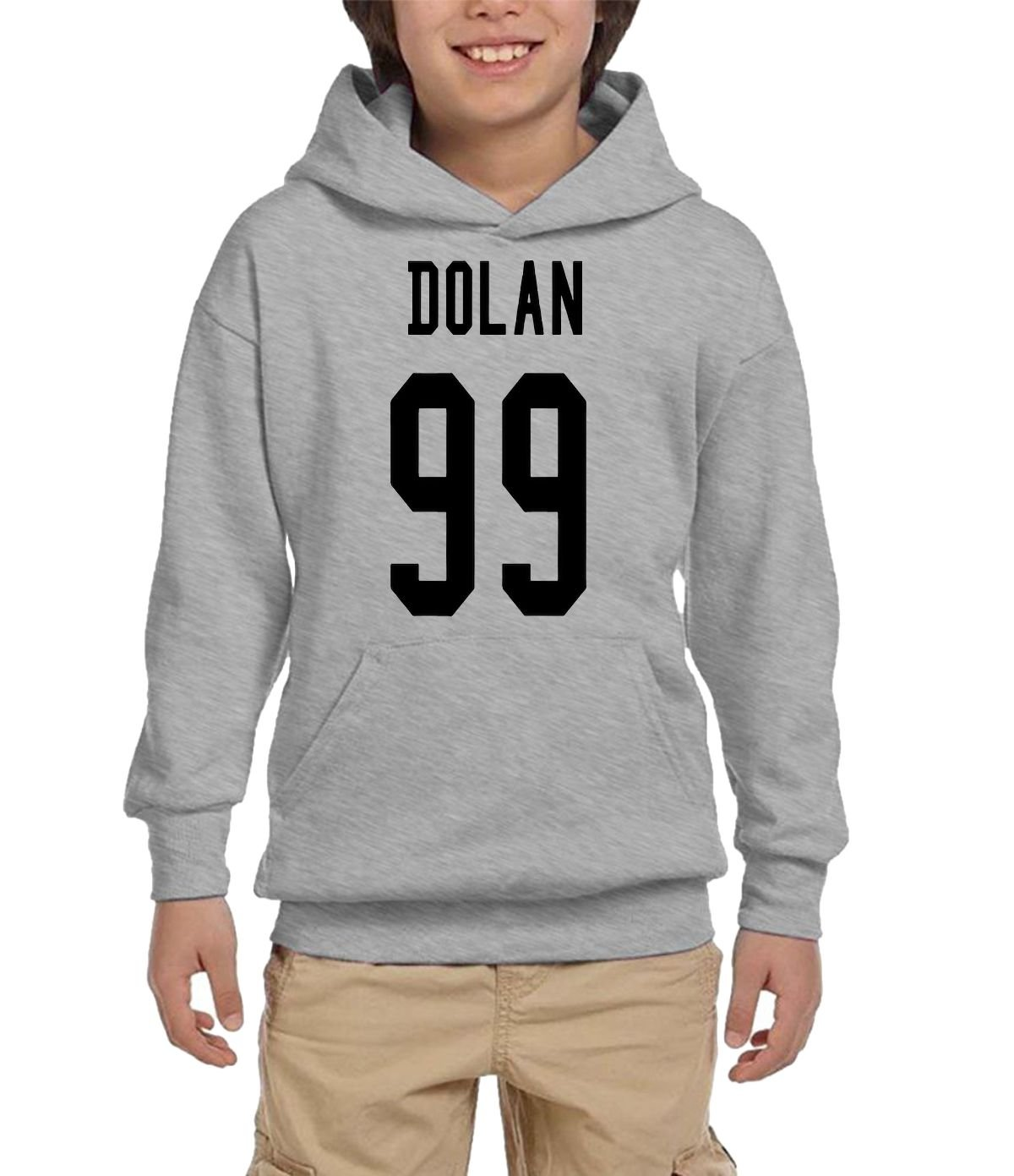 SAOZI Dolan 99 Twins Fashion Custom Youth Hoodies by SAOZI