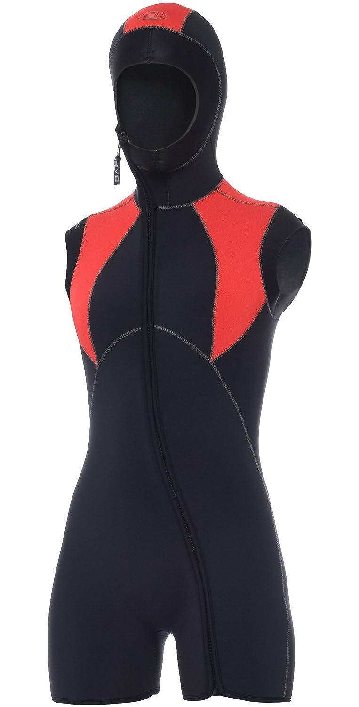 27fad0bbb1 Bare 7mm Women s Elastek Step-In Hooded Vest