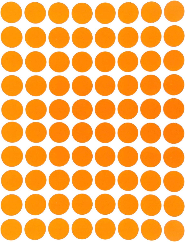 "Orange STX Lacrosse Sticker New 4/"" Inch Diameter"