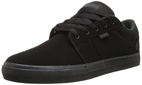 Etnies Barge Ls, Men's Skateboarding Shoes, Black (Black/Black 003),