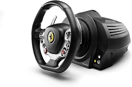 Thrustmaster TX Racing Wheel Ferrari 458 Italia Edition (Xbox One) [Importación Inglesa]: Amazon.es: Videojuegos