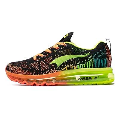 68f9c4d6ce00 ONEMIX Mens Air Cushion Walking Running Shoes