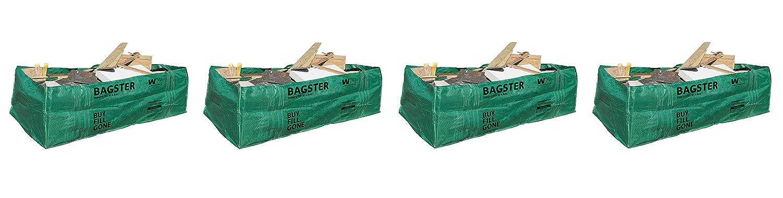 Bagster 3CUYD ダンプスター バッグ入り Pack of 4 B07JFMT2KP
