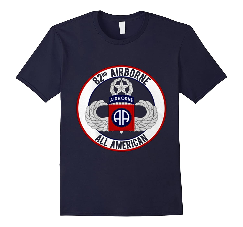 82nd Airborne All American Tshirt-TH