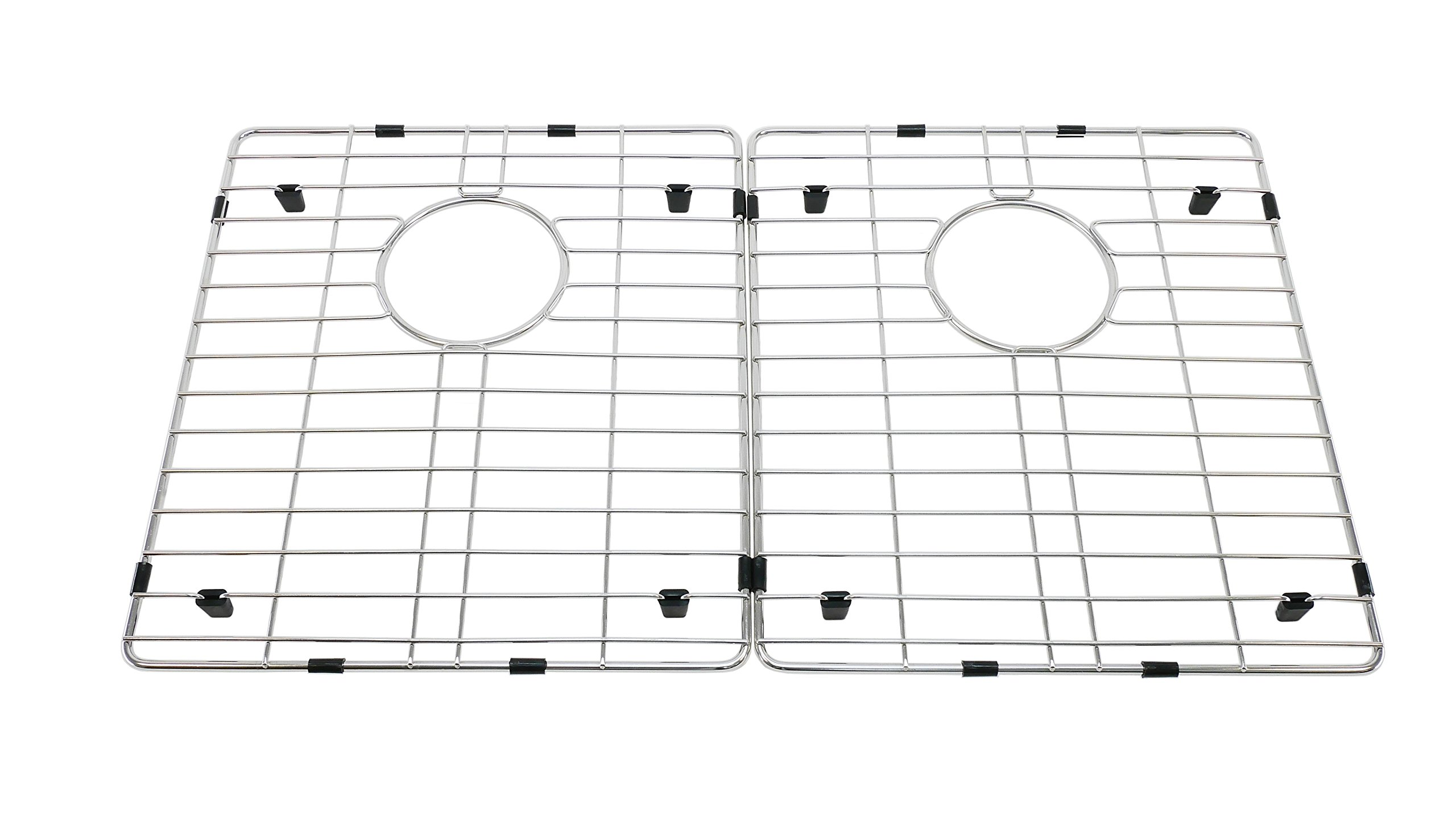 Auric Sink Grids for 33'' 5050 Double Bowl Sinks, BGFA-33-5050