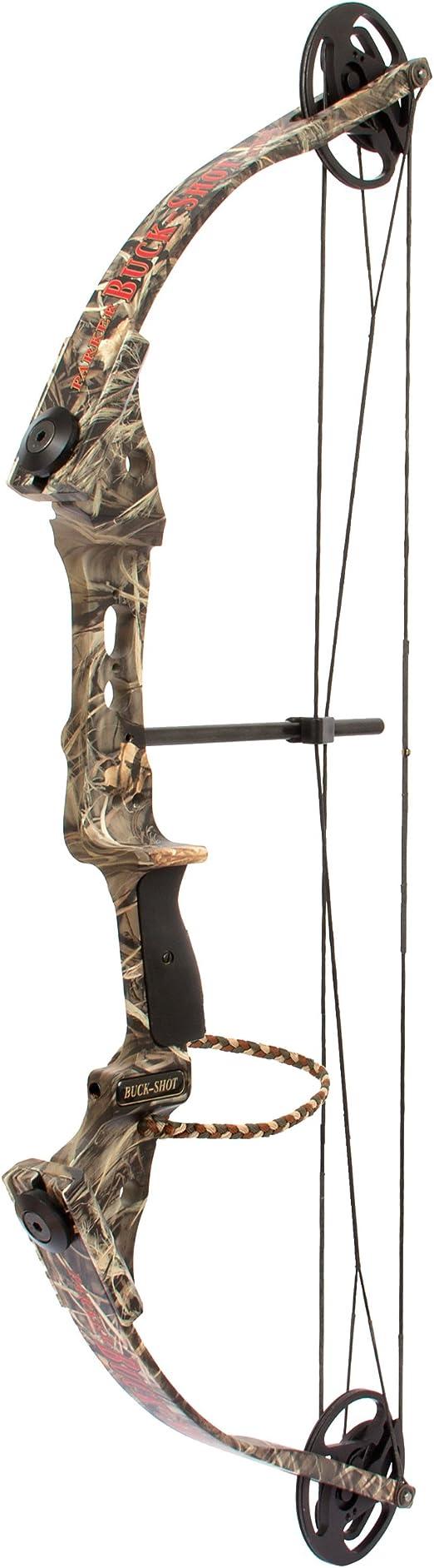 alimenté par PhyX Archery PARKER Buckshot Compound Bow String /& Câble Sets