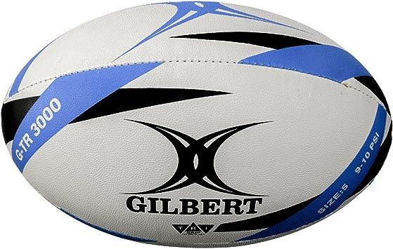 Gilbert G-TR3000 - Balón Rugby, color Multicolor, talla 5: Amazon ...