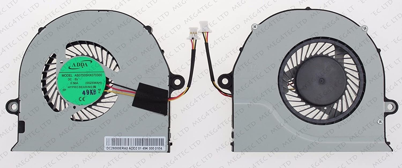 NEW for Acer Aspire E5-571 E5-572 E5-573 E5-531 E5-471 E5-521 CPU Cooling Fan