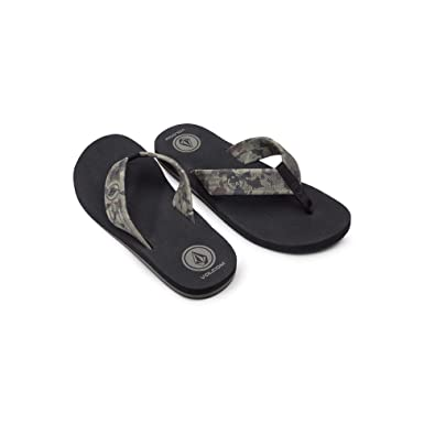 784f25635db24c Amazon.com  Volcom Men s Daycation Flip Flop Sandal  Shoes