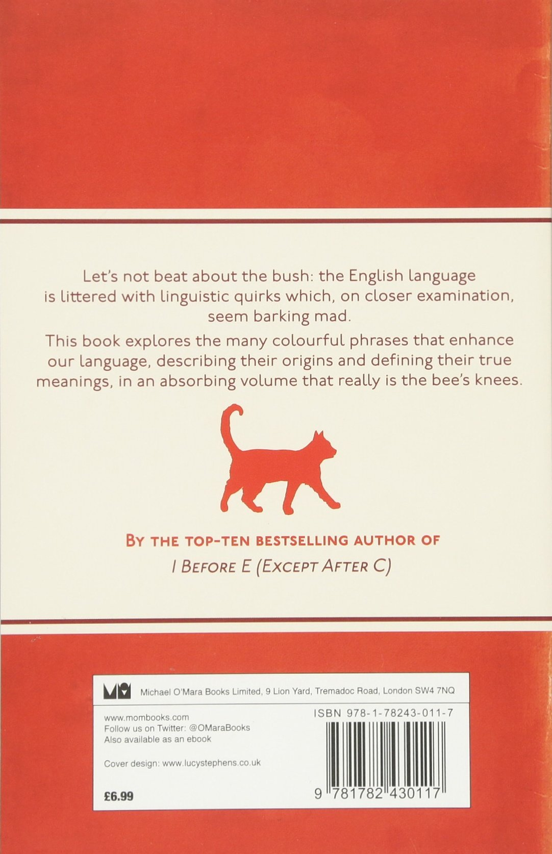 Spilling The Beans On The Cat's Pyjamas: Popular Expressions  What They  Mean And Where We Got Them: Amazon: Judy Parkinson: 9781782430117:  Books