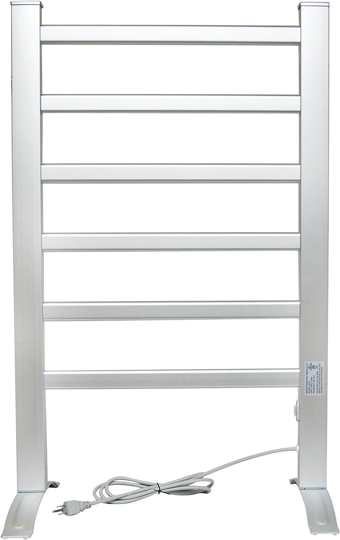 B004FYY3FK LCM Home Fashion 6-Bar Freestanding Towel Warmer, Drying Rack 71xPsqM7wHL.SL1500_