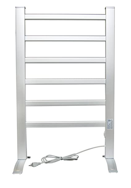 Free standing towel warmer Modern Lcm Home Fashion 6bar Freestanding Towel Warmer Drying Rack Amazoncom Amazoncom Lcm Home Fashion 6bar Freestanding Towel Warmer Drying
