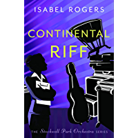 Continental Riff (The Stockwell Park Orchestra Series Book 3) book cover