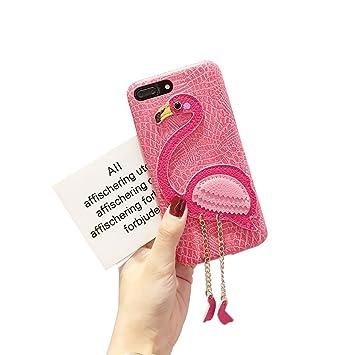 carcasas iphone 8 plus flamenco