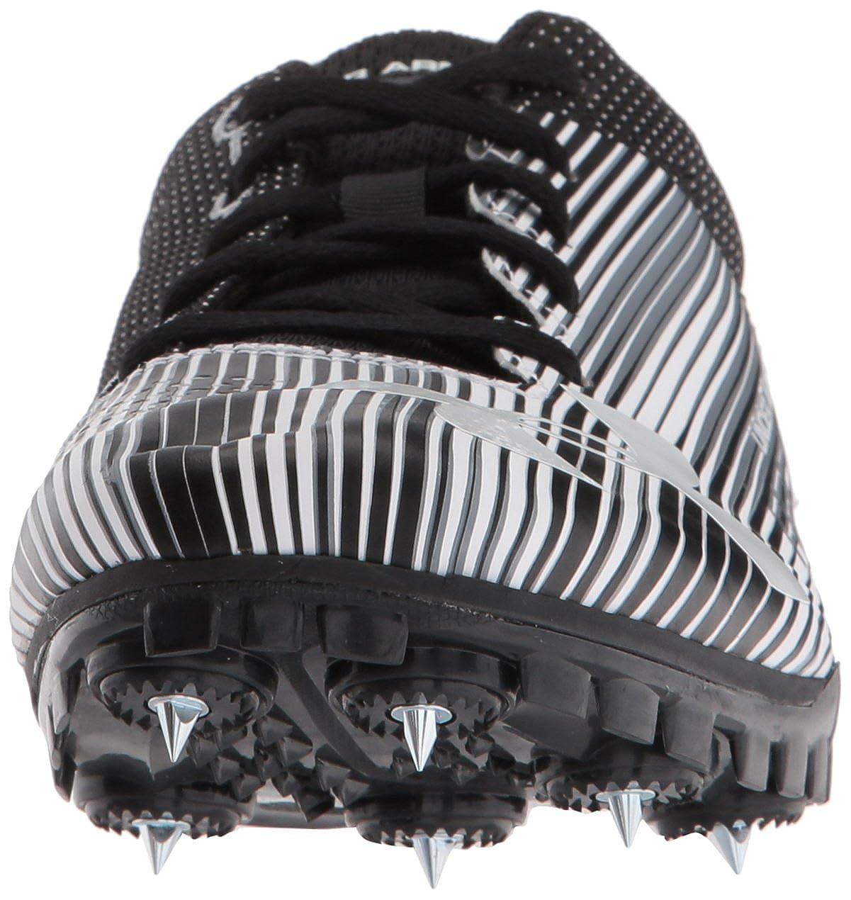 ad15e79d50b124 Amazon.com | Under Armour Men's Kick Sprint Spike Running Shoe | Road  Running