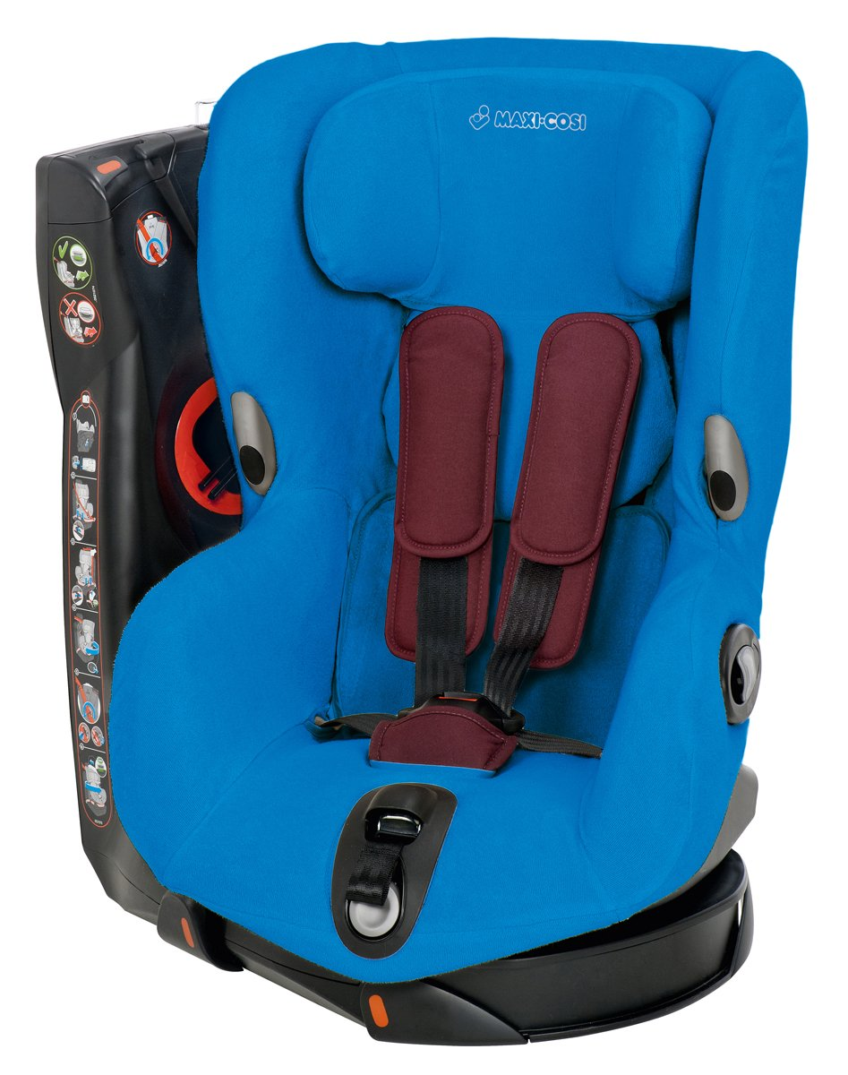 Cool Grey Maxi-Cosi Axiss Car Seat Summer Cover
