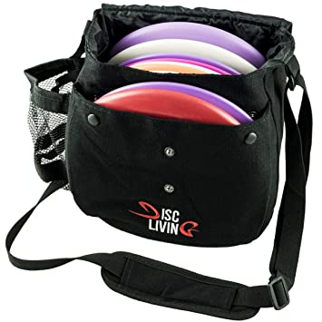 Amazon.com: Bolsa de golf de disco de vida | Bolsa de golf ...
