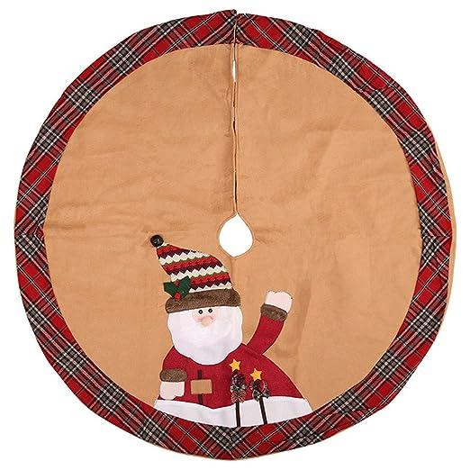Babbo Natale 105.Patty Both Albero Di Natale Gonna Tappeto Per Decorazione