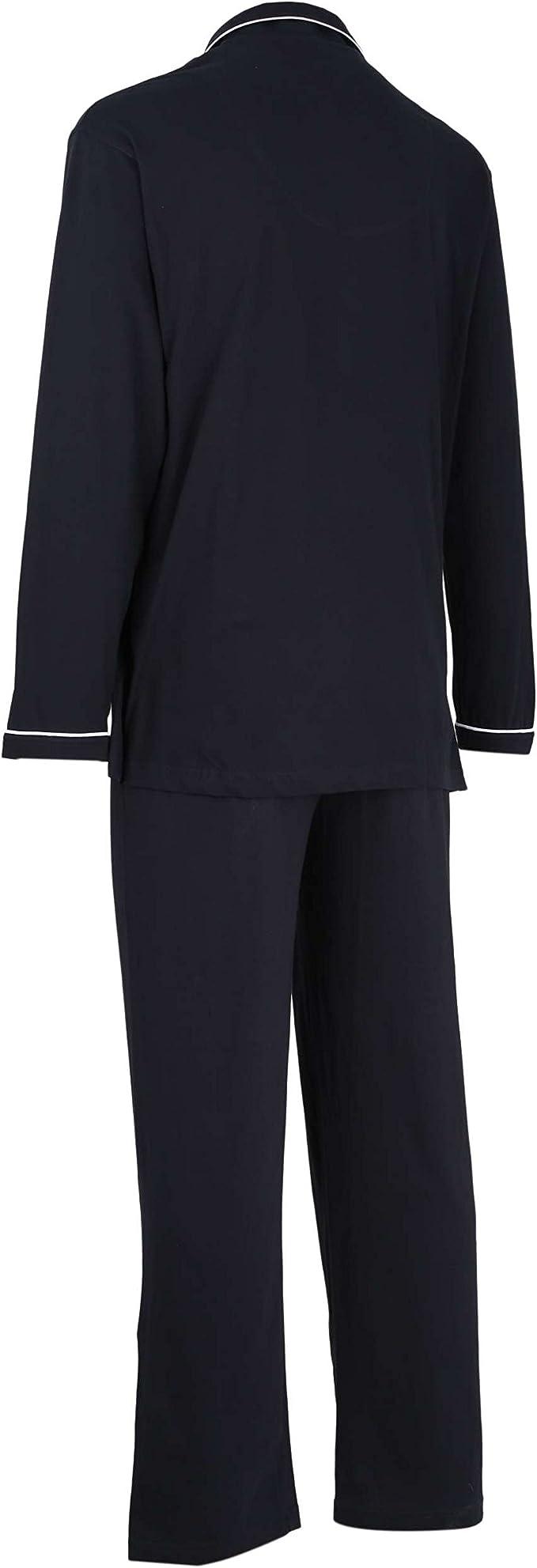 V Neck Details about  /GÖTZBURG Men/'s Pyjama Set Patterned Short