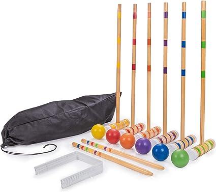 croquet field setup
